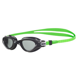 arena Cruiser Soft Goggles green-smoke-black